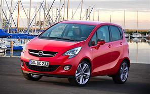 Компактный Opel Karl дебютирует в Женеве