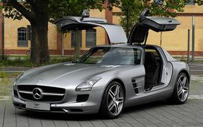 Mercedes-Benz вернет «крылья чайки»