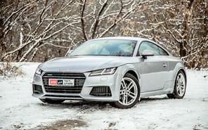 Тест-драйв: Audi TT