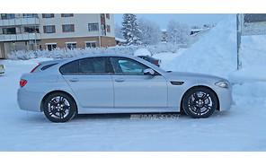 BMW M5 переводят на полный привод