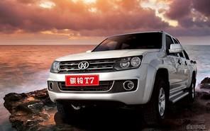 Китайцы клонировали Volkswagen Amarok