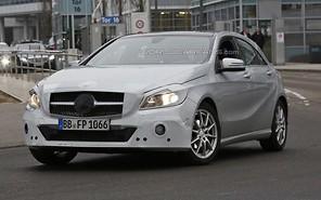 Mercedes-Benz A-Class обновляется