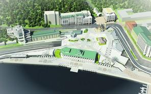 Реконструкцию Почтовой площади обещают закончить к лету