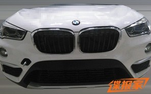 Новый BMW X1: первые фото