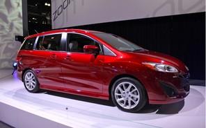 Минивэн Mazda5 снимают с производства