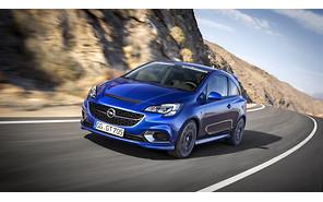 Новый Opel Corsa OPC будет разгоняться до 100 км/ч за 6,8 секунды