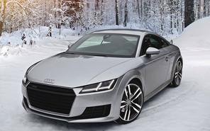 Третье поколение Audi TT показали во всей красе