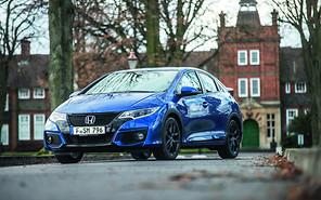 Honda Civic для европейского рынка получила спортпакет