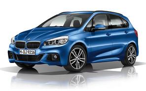 BMW попал во все номинации «Всемирного автомобиля года»