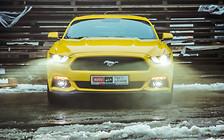 Вечно молодой: Тест-драйв Ford Mustang
