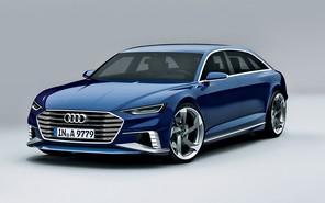 Женевский автосалон 2015: Audi покажет свой Porsche Panamera