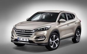 Рассекречена внешность внедорожника Hyundai Tucson