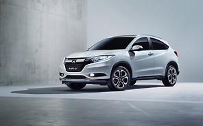 Женевский автосалон 2015: Honda HR-V подготовили для Европы