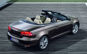 Производство Volkswagen Eos завершится весной