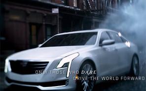 Новый Cadillac CT6 рассекретили на «Оскаре»