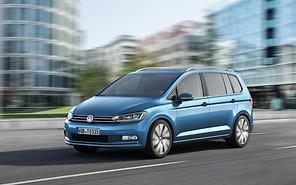 Volkswagen представил новое поколение минивена Touran