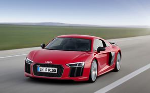 Женевский автосалон 2015: Audi R8