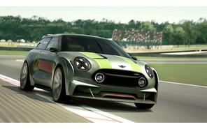 Видео: Mini Clubman Vision для игры Gran Turismo 6