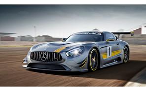 В конце года выйдет новый гоночный Mercedes-AMG GT3
