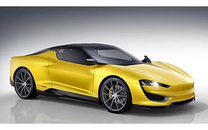 Magna Steyr представит в Женеве гибридный спорткар