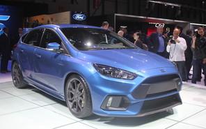 Полноприводный Ford Focus RS показался публике