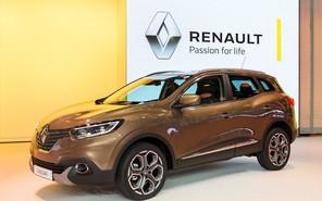 Renault Kadjar появится на рынке этим летом