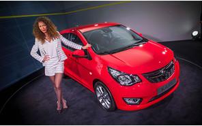 Как Opel Karl мировой дебют отыграл