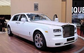 Rolls-Royce представил «безмятежный» автомобиль
