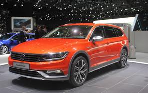 Volkswagen Passat бросает вызов плохим дорогам