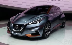 Nissan намекает на новую Micra