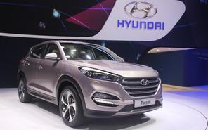 Hyundai Tucson вышел на замену ix35