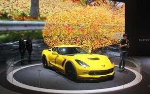 Chevrolet Corvette преобразился для Европы