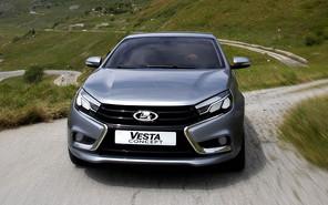 У Lada Vesta будет 11 модификаций
