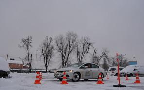 Не бейтесь: школа вождения Honda Safety Ukraine