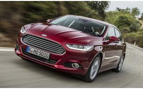 Ford надеется поднять продажи за счет нового Mondeo