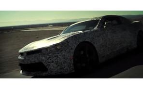 Новый Chevrolet Camaro засветился в официальном видеоролике