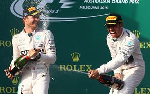 Формула-1: Mercedes AMG выиграл Гран-при Австралии