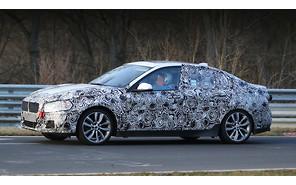 BMW готовит седан первой серии