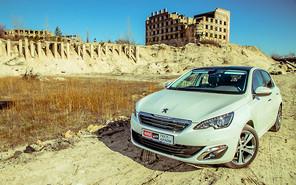 Тест-драйв Peugeot 308: Дождались!