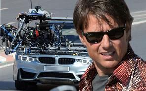 Агент Итан Хант снова оседлает BMW