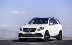 Mercedes-Benz представил свой первый внедорожный гибрид