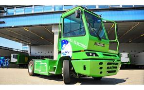 BMW воспользуется 40-тонным электротягачом для логистических операций в Мюнхене