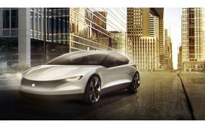 Опубликованы первые фото Apple Car