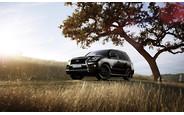 Специальная версия внедорожника Lexus LX 570 «Black & White»