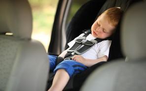 Безопасность ребенка в авто: Основные правила в инфографике