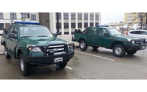 Белый дом передал украинским пограничникам бронированные Ford Ranger