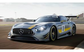 Видео: Mercedes-AMG GT облачился в гоночную форму