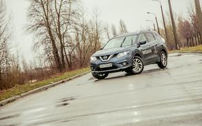 Тест-драйв Nissan X-Trail: В поисках приключений