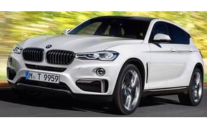 BMW готовит к выпуску паркетник Urban Cross