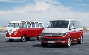 Volkswagen представил шестое поколение Transporter и Multivan